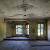 Old Glory - Baroque room inside an abandoned castle