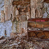 Forgotten Piano inside the Pripyat hospital - Chernobyl Exclusion zone
