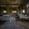 The Orphanage - This old orphanage was abandoned a long time ago. The beds that were left behind give this place a very creepy atmosphere. It was near dark when I got out of here. I would hate to spend the night in there.
