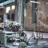 Cobweb Factory - abandoned knitting factory