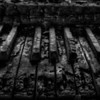 The Sound of Silence - Burned piano inside an old carehome
