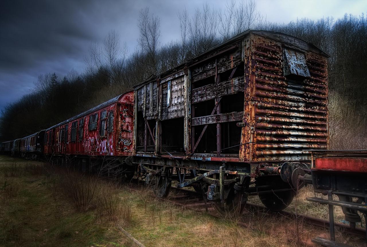 Corrosive Locomotive