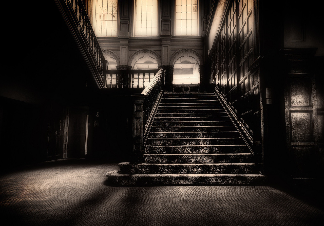 Stairways and Shadows