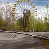 Ferris wheel in Pripyat, Chernobyl