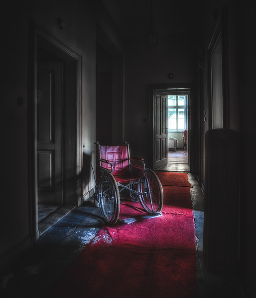 Wheel Chair of L. B. Jefferies