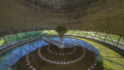 Urbex - Cooling Tower CC