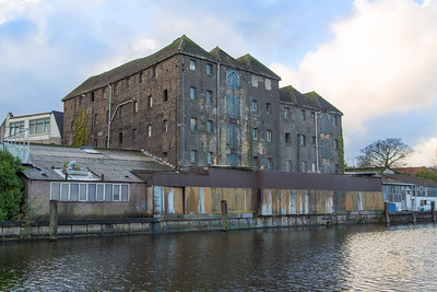 Former sodium factory, Schiedam