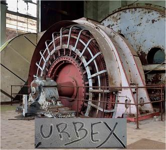 Urbex-Exploration - abandoned places 2015 & 2016
