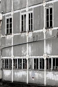 les bâtiments en fer