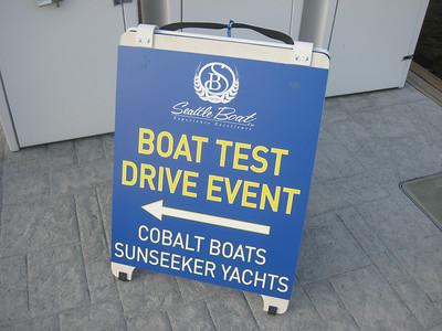 Enclave Boat Party