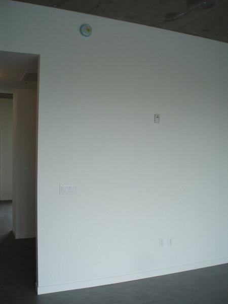 Lumen BIG White Wall (BEFORE)