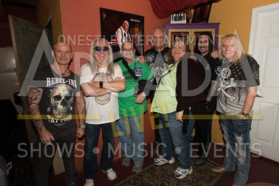 Uriah Heep Meet and Greet 2018