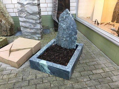 Urnengrabstätte aus Tauerngrün