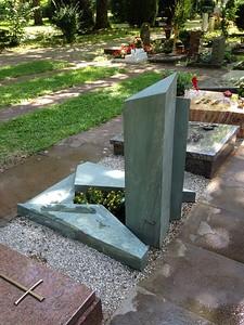 Urnengrabanlage aus Mara Olive