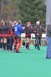 Ursinus College Field Hockey v Muhlenberg College