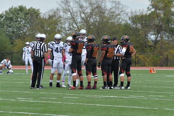 Ursinus Football vs Moravian