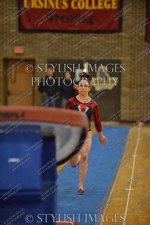 Ursinus Gymnastics v Ithaca