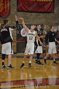 Ursinus Men's Basketball v Haverford