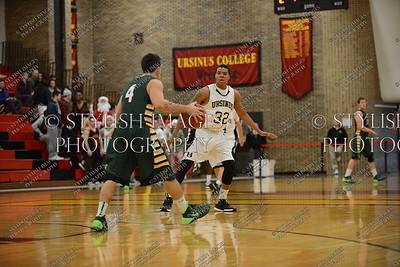 Ursinus Men's Basketball v McDaniel