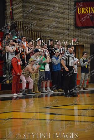Ursinus Men's Basketball v Muhlenberg College
