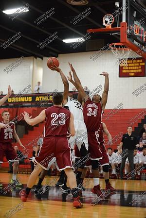 Ursinus Men's Basketball v. Swarthmore