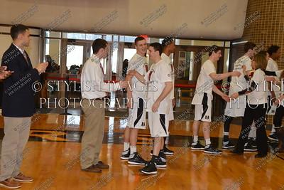 Ursinus Men's Basketball v Washington College