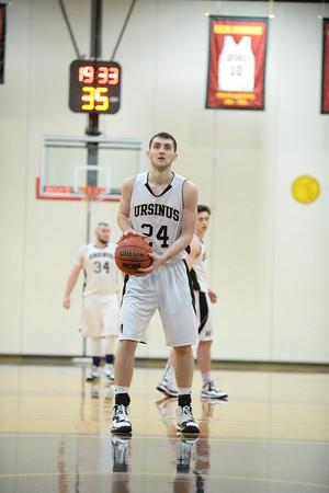 Ursinus Men's Basketball v Dickinson College