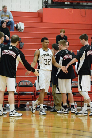 Men's Basketball v Haverford College