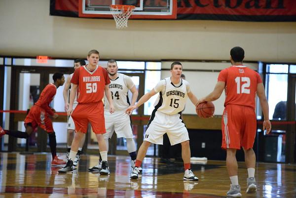 Men's Basketball v Muhlenberg College