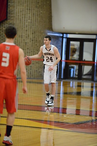 Men's Basketball v Muhlenberg College