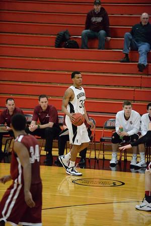 Ursinus Men's Basketball v Swarthmore College