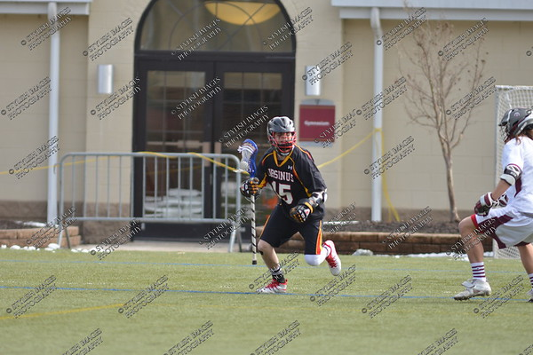 Ursinus Men's Lacrosse v Eastern University