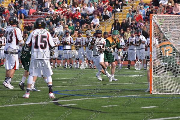 Ursinus College Men's Lacrosse v McDaniel