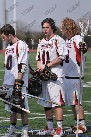 Ursinus Men's Lacrosse v Swarthmore