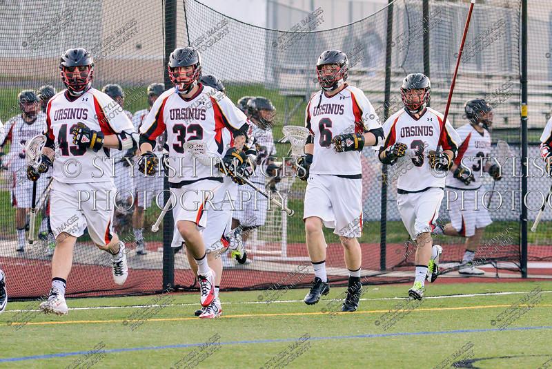 Ursinus Men's Lacrosse v Washington College