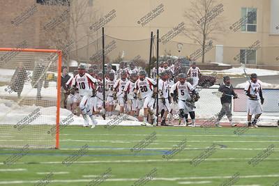 Ursinus Men's Lacrosse v Weidner University