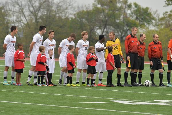 Ursinus Men's Soccer v Johns Hopkins