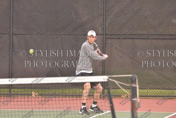 Ursinus Men's Tennis V Johns Hopkins
