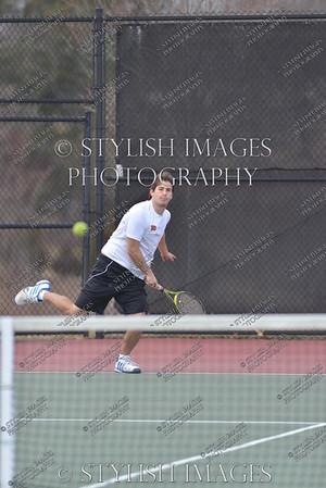 Ursinus Men's Tennis v Moravian
