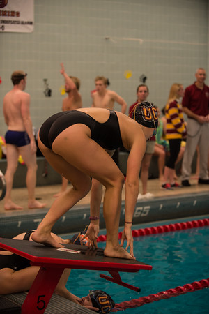 Ursinus College Swimming v Albright College