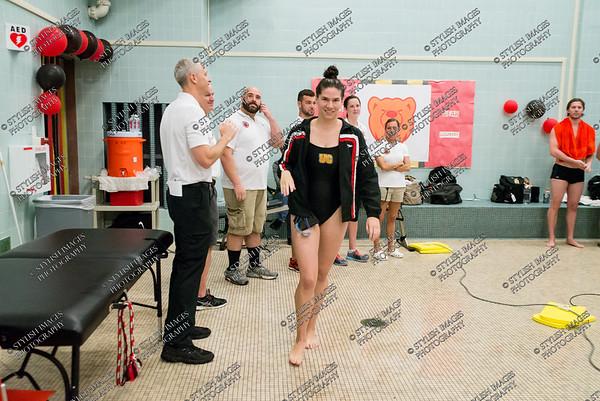 Ursinus Swimming v Franklin and Marshall