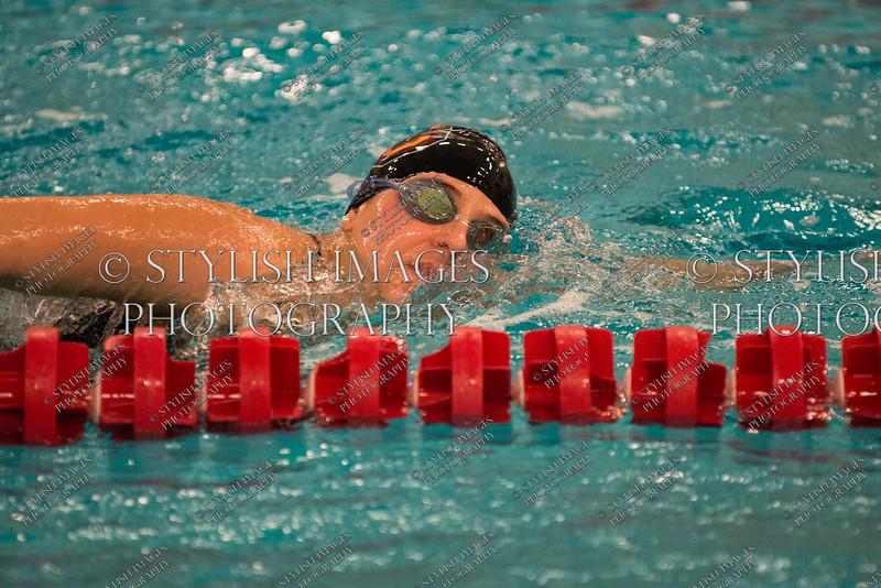 Ursinus Swimming v McDaniel