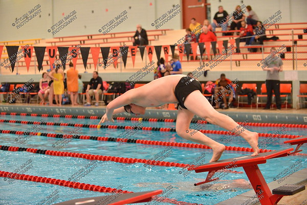 Ursinus Swimming v Cabrini College