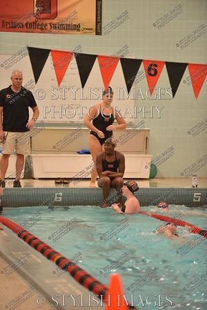 Ursinus Swimming v Cabrini College