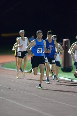Twilight Track Race
