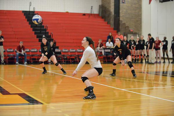 Ursinus Volleyball v Johns Hopkins