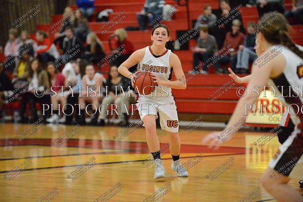 Ursinus Women's Basketball v Dickinson