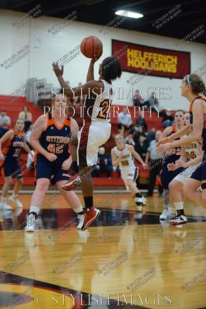 Ursinus Women's Basketball v. Gettysburg College