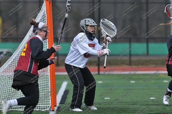 Ursinus Women's Lacrosse v Dickinson College