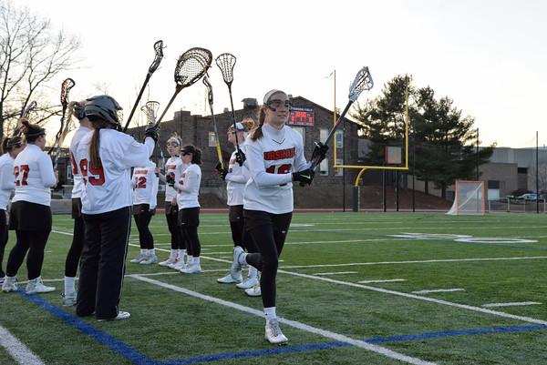 Ursinus Women's Lacrosse v Widener